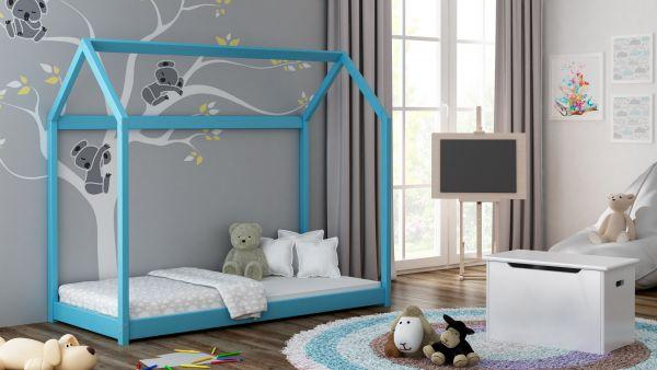 Kinderbett HOME ohne Matratze Massivholz